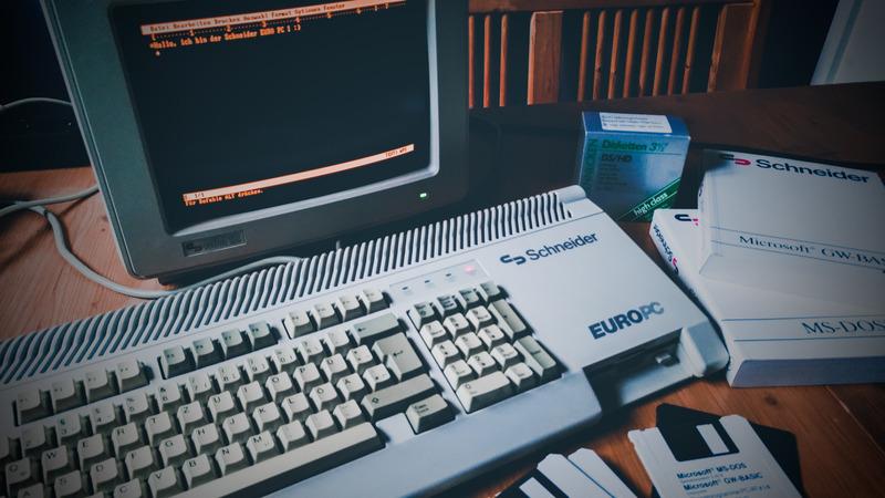 Schneider EURO PC I